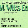 triangle productions! Streams ERMA BOMBECK: AT WIT'S END Photo