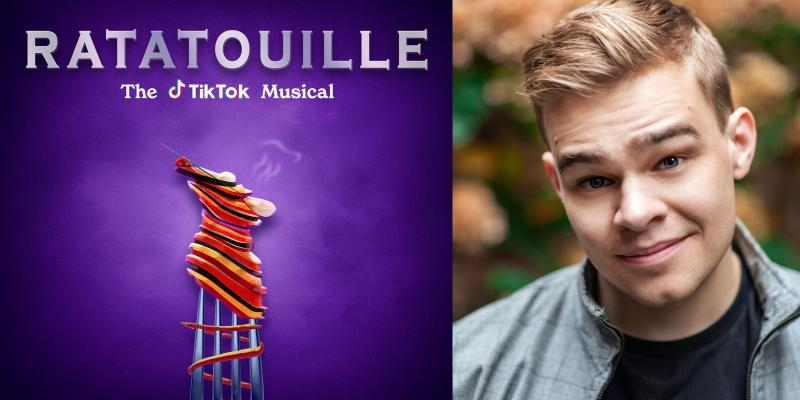 BWW Exclusive: Meet the Makers of RATATOUILLE: The TikTok Musical- Daniel Mertzlufft