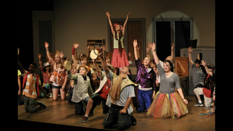 BWW Blog: Falling in Love with Teaching Theatre -- Over Zoom