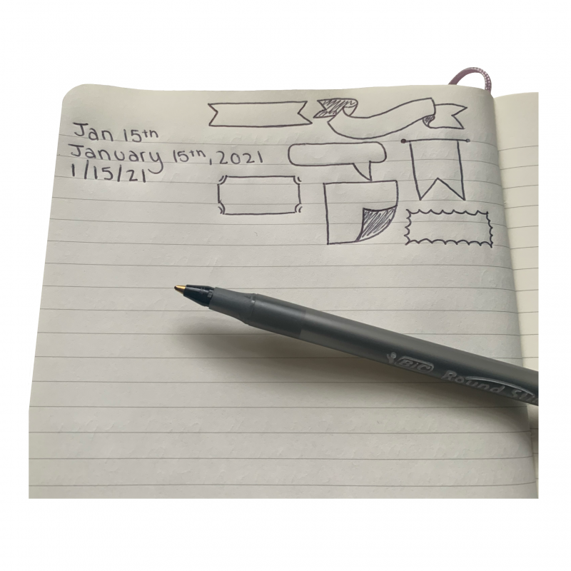 BWW Blog: Journaling 101 - 5 Easy Steps to Start Your Own Journal