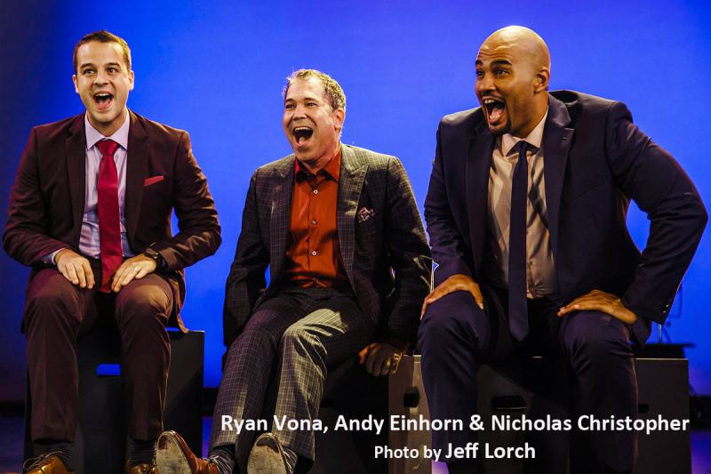 BWW Interview: Musical Director Andy Einhorn: Jerry Herman He LIKES