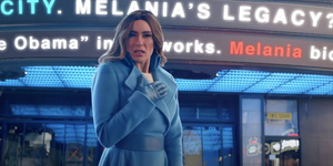 Laura Benanti Returns as Melania Trump to Sing a Parody of 'Belle' Video