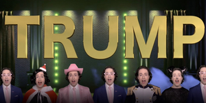 Randy Rainbow Sings a Presidential Send-Off with 'Seasons of Trump' RENT Parody! Video
