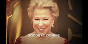 VIDEO: Bette Midler Sings 'Goodbye, Donnie!' to Send Trump off on Inauguration Day Photo