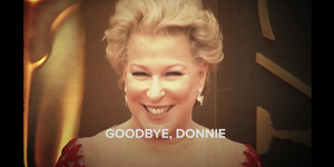 Bette Midler Sings 'Goodbye, Donnie!' Video