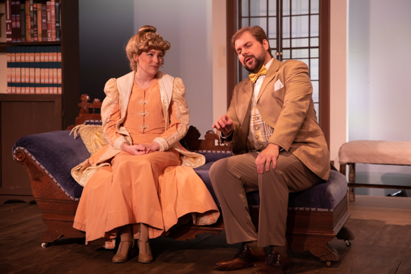 Photo Coverage: First Look at Red Herring Productions' A BETTER AND NOBLER MAN
