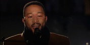 VIDEO: John Legend Performs 'Feeling Good' at Inauguration Celebration Photo