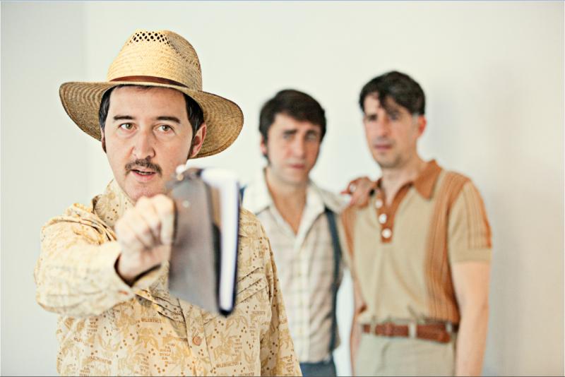 PALOMA NEGRA de Alberto Conejero se estrena el 2 de febrero en los Teatros del Canal