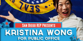 BWW Interview: Kristina Wong talks about creating KRISTINA WONG FOR PUBLIC OFFICE playing Photo