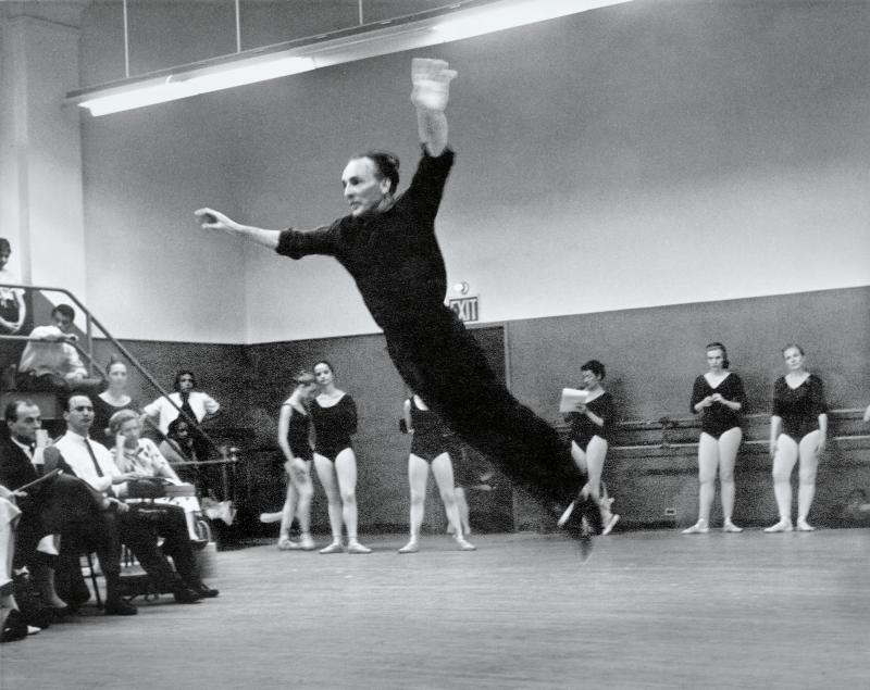 UN DÍA COMO HOY: nacía George Balanchine