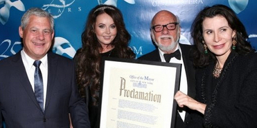 VIDEO: On This Day, January 26- NYC Celebrates THE PHANTOM OF THE OPERA Day! Photo