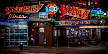 Ellen's Stardust Diner Presents STARDUSTERS Concert Next Weekend Photo