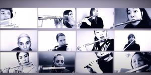 VIDEO: Juilliard Students Perform Vijay Iyer's 'Five Empty Chambers'