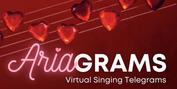 Tri-Cities Opera Announces ARIAGRAMS, Virtual Singing Valentine's Telegrams Photo
