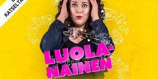 Aleksanterin teatteri Extends Stream of LUOLANAISEN Through 15 February Photo