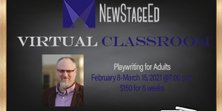New Stage Theatre Hosts Playwriting for Adults with Joe Frost Photo