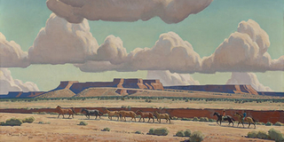 Frist Art Museum Presents CREATING THE AMERICAN WEST IN ART Photo