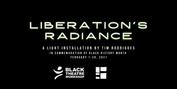 Segal Centre Presents LIBERATION'S RADIANCE Light Installation Photo