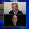 VIDEO: Colin Firth & Stanley Tucci On Co-Starring In SUPERNOVA on THE LATE SHOW WITH STEPHEN COLBERT