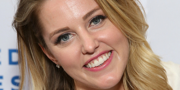 Taylor Louderman and Ato Blankson-Wood Guest Star on DRAMA. Podcast Photo