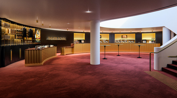 Photo Flash: Trafalgar Entertainment Releases First Look at Theatre Royal Sydney Facade