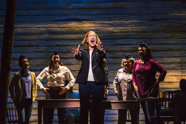 Photo Flash: First Look at the Melbourne Production of COME FROM AWAY