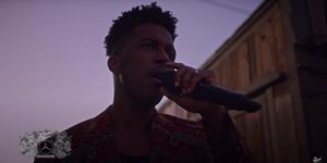 Leslie Odom Jr. Performs 'Speak Now' on JIMMY KIMMEL LIVE! Video