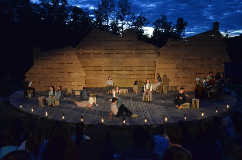 Ghostlight Theater Camp- A Summer Filled with Theater, Joy, and Opportunity