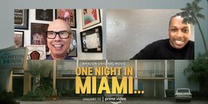 Leslie Odom Jr. Talks Taking on Sam Cooke in ONE NIGHT IN MIAMI Video