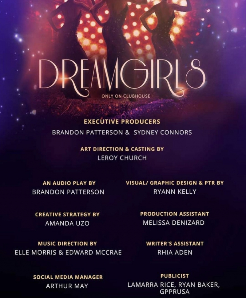 BWW Interview: Leroy Church of DREAMGIRLS on Clubhouse