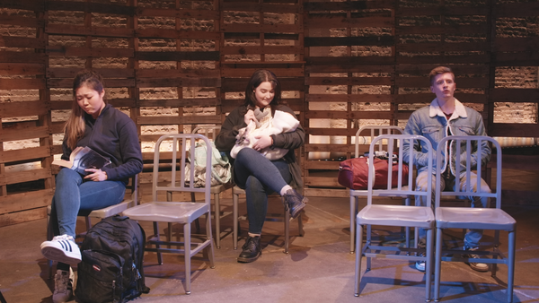 Photo Flash: Springfield Contemporary Theatre Presents FUGITIVE SONGS