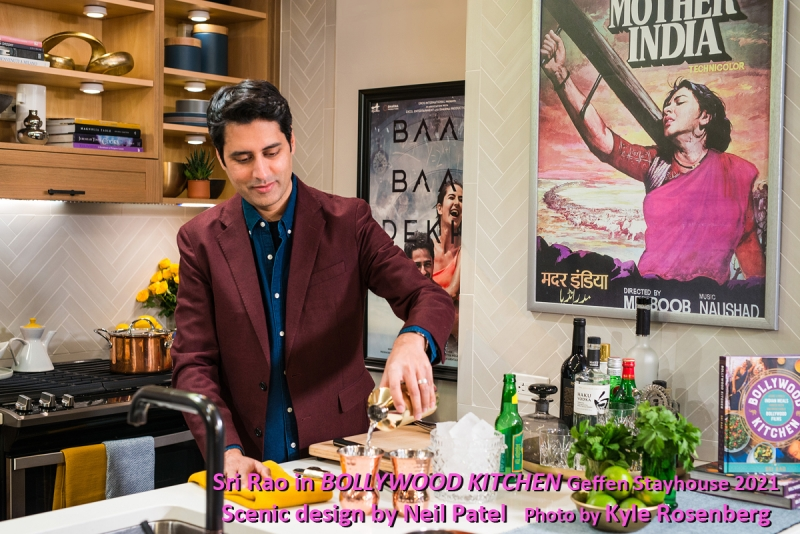 BWW Interview: Designer Neil Patel - So Deftly Versatile from Dickinson to KITCHEN & More