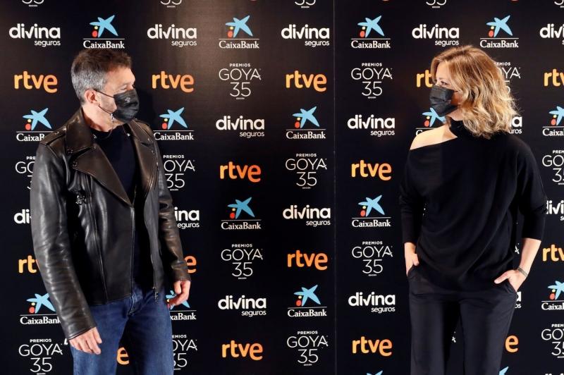 Los Goya tendrán una gala híbrida con actuaciones en directo y nominados en casa