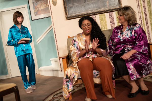 Photo Coverage: First look at Curtain Players' REST ASSURED