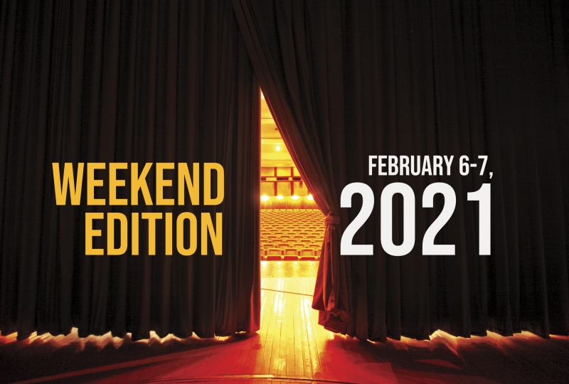 Virtual Theatre This Weekend: February 6-7- with Christy Altomare, Tony Goldwyn and More!
