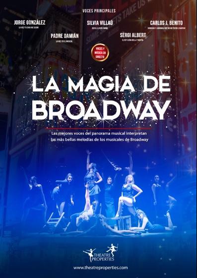 Theatre Properties presenta sus tres musicales en el Espacio [RARO] de Ifema