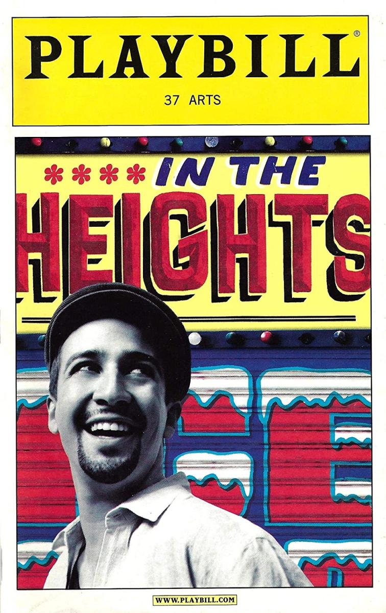 UN DÍA COMO HOY: IN THE HEIGHTS se estrenaba off-Broadway