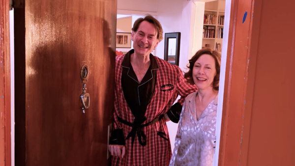 Photo Flash: Playhouse On Park Presents ELYOT & AMANDA: ALL ALONE From Noël Coward's PRIVATE LIVES