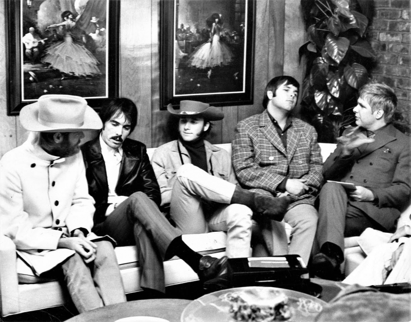 BWW Exclusive: Read an Unpublished Chapter About The Beach Boys from Albert Poland's Best-Selling Memoir, STAGES