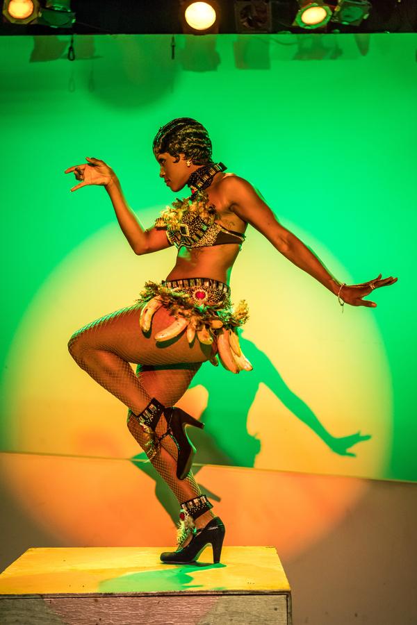 Photo Flash: Tymisha Harris is Josephine Baker in JOSEPHINE from Orlando Shakes