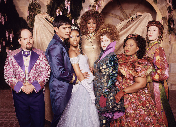 Photo Flash: CINDERELLA, Starring Brandy, Whitney Houston, Bernadette Peters, & More, Comes to Disney Plus