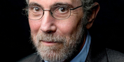 Nobel Prize Winner and New York Times Columnist Paul Krugman Joins WRITERS ON A NEW ENGLAN Photo