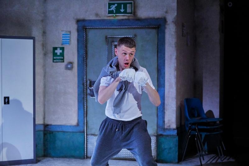 BWW Interview: Josef Davies Chats SHOOK at Southwark Playhouse Online