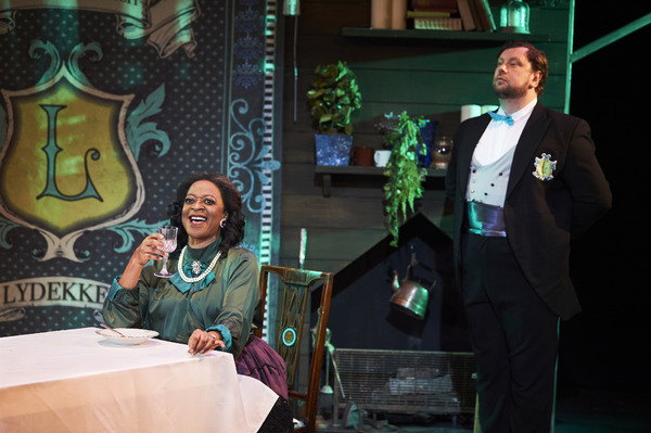 Photo Flash: First Look at the World Premiere of THE SORCERER'S APPRENTICE