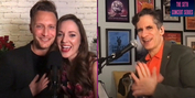 Exclusive: Laura Osnes and Husband Nathan Johnson Perform 'A Whole New World' on THE SETH  Photo