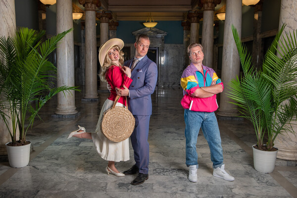 Photo Flash: Hale Theater Center Orem Presents DIRTY ROTTEN SCOUNDRELS