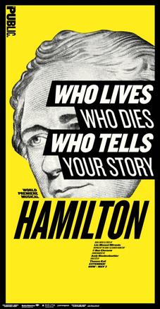 UN DÍA COMO HOY: HAMILTON se estrenaba Off-Broadway