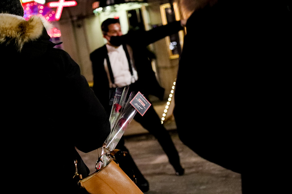 Photo Flash: Go Inside the Valentine's Day Edition of VOYEUR: THE WINDOWS OF TOULOUSE LAUTREC