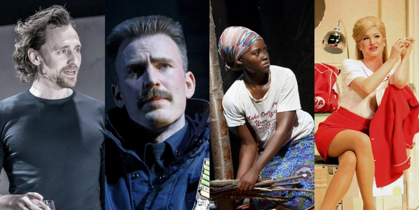Marvel Stars That Have Taken Bows on Broadway Photo