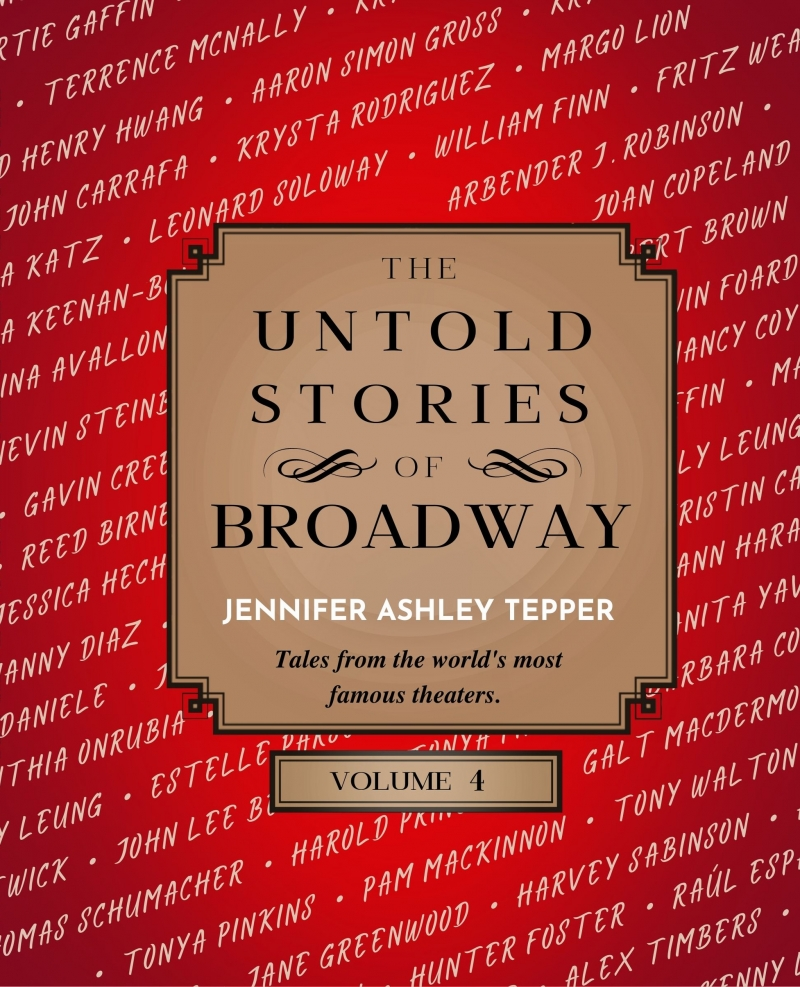 BWW Exclusive: Jennifer Ashley Tepper's THE UNTOLD STORIES OF BROADWAY, VOLUME 4- Spotlight on Studio 54